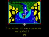 The Shadows of Mordor ZX Spectrum Waterfall (128k version)