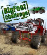 BigFoot Challenge J2ME Title screen