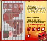 Super Tofu Boy Windows The first level does not contain any hazards.