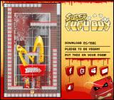 Super Tofu Boy Windows Guess what company is referenced in the Golden Arches section