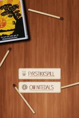 Nitedals Fyrstikker iPhone Main menu
