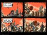 Braveheart iPad Intro. The story is told in comic book cutscenes, which look quite nice