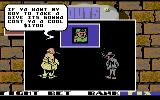 Sgt Slaughter's Mat Wars Commodore 64 Fixing a fight