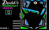 David's Midnight Magic PC-88 The table