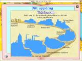 My First Amazing History Explorer Windows The time trail - all eight pieces are needed to complete the game