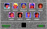 Hoyle Official Book of Games: Volume 3 DOS Choose someone to play with - the good guys. (16 Color EGA Version)