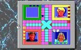 Hoyle: Official Book of Games - Volume 3 DOS Parcheesi. (16 Color EGA Version)