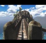 Riven: The Sequel to Myst PlayStation Iron foot bridge