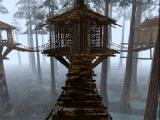 Myst Windows Mobile Channelwood age trees rope bridges