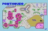 Romantic Encounters at the Dome Amiga Map of the penthouse