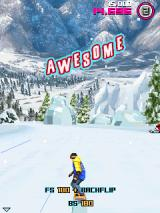 Avalanche Snowboarding J2ME I sure am