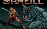 Skrull Amiga Title screen