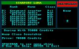Star Command Amiga Buying a ship