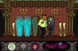 Fright Night Amiga Starting a new game