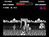 Soldier of Light ZX Spectrum This life is ended by being run down by a moon buggy
