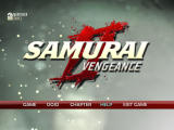 Samurai II: Vengeance Windows Title screen