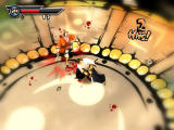 Samurai II: Vengeance Windows Catch an opponent from behind or recovering from an attack, and the screen zooms in for a one-hit slowed-down blow.