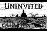 Uninvited Macintosh Title screen