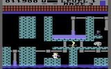 Trolls and Tribulations Commodore 64 Maze 3 has a much trickier layout