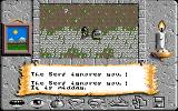 Times of Lore Amiga Killed a serf on the road