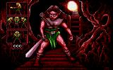 Realm of the Trolls Amiga Character screen