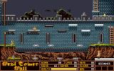 Beyond Dark Castle Amiga West Tower Wall