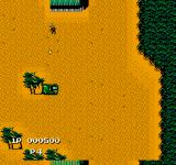 Jackal NES The machine gun weapon always fires upwards in relation to the screen