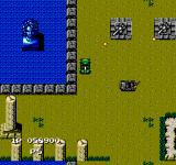 Jackal NES Here in the ruins of the second level, I'm attacked by Medusa statues among other things...