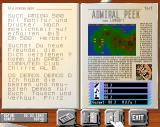 Software Manager Amiga The magazine hates Admiral Peek! Zero percent in all categories! The reviewer looks like he's ready to kill someone. It might be time to rethink this career.