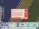 SimCity 4: Rush Hour Windows When your roads start getting bogged down, you're advisor will tell you and help you solve the problem.
