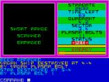 Vagan Attack ZX Spectrum rats! The ships gone and a star's been destroyed instead. Impressive but not much use I'm afraid