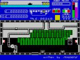 Worse Things Happen at Sea ZX Spectrum Made it into one of the flooded holds. There are 2 leaks here