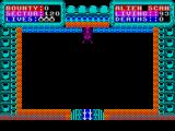 Strontium Dog: The Killing ZX Spectrum Death by wall