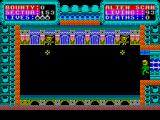 Strontium Dog: The Killing ZX Spectrum Some rooms like this have baddies behind every door