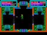 Strontium Dog: The Killing ZX Spectrum The bad guys behind the barriers are hard to shoot. They move fast and bounce bombs around the room making staying in one place a dangerous thing to do