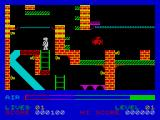 Son of Blagger ZX Spectrum The levels feel very big and complex