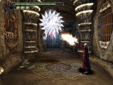 Devil May Cry 3: Dante's Awakening (Special Edition) Windows Bastard monster is using a shield to counter my attacks