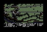 Overrun! Commodore 64 Blue unit selections and planning