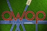 QWOP iPhone Title screen