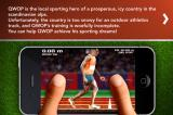 QWOP iPhone Instructions