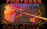 Fortress Underground Amiga Title screen
