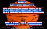 GBA Championship Basketball: Two-on-Two Amiga Loading screen