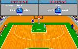 GBA Championship Basketball: Two-on-Two Amiga Starting a new game