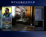 Spaceforce: Rogue Universe Windows Character Creation - Different classes will offer different bonuses.