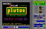 Plutos Amiga Title screen