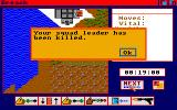 Breach Amiga If you lose your squad leader, it's game over.