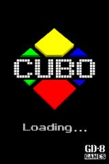 Cubo iPhone Title / Loading