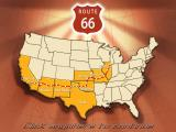 Route 66 Macintosh Map locations