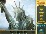 The Race: Worldwide Adventure Macintosh Statue of Liberty - objects
