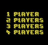 Ivan 'Ironman' Stewart's Super Off Road NES Choose the number of players